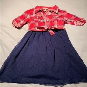 Girls Speechless Dress Size 5